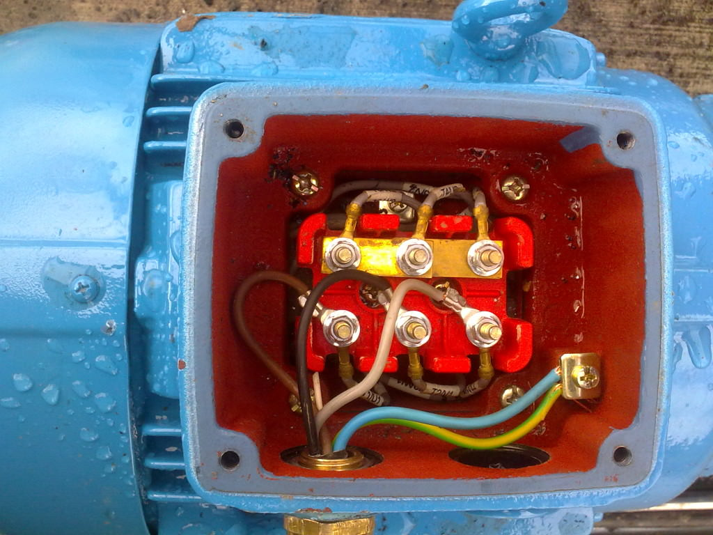 electric maintenance
