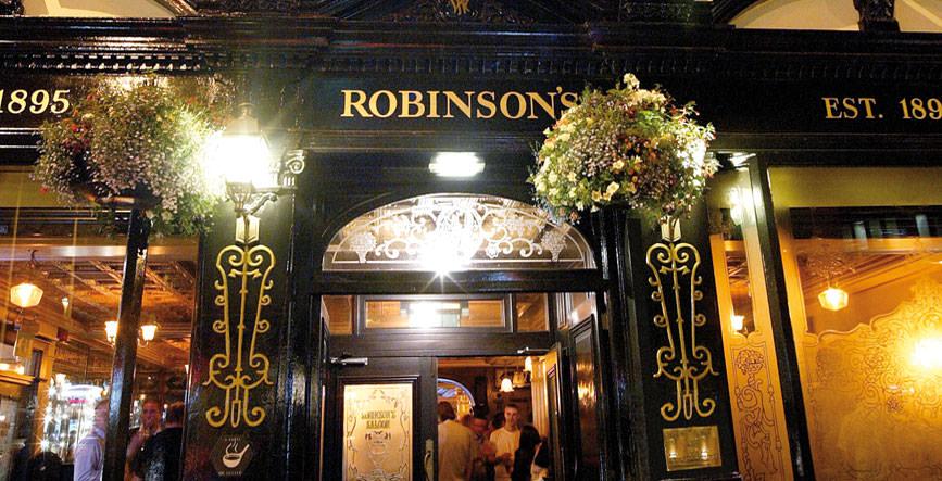 Robinsons Bars