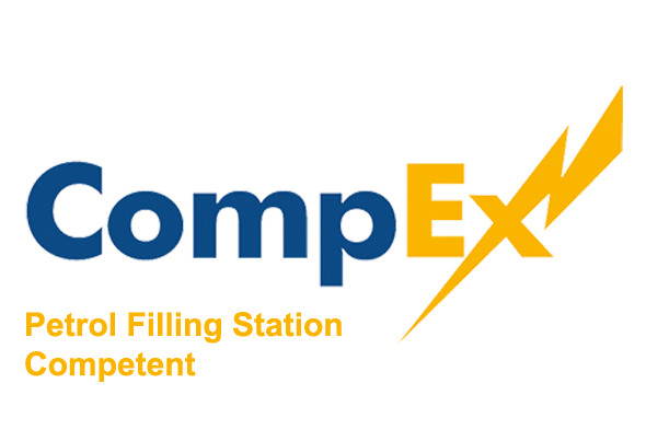 CompEx Petrol Filling Station Competent